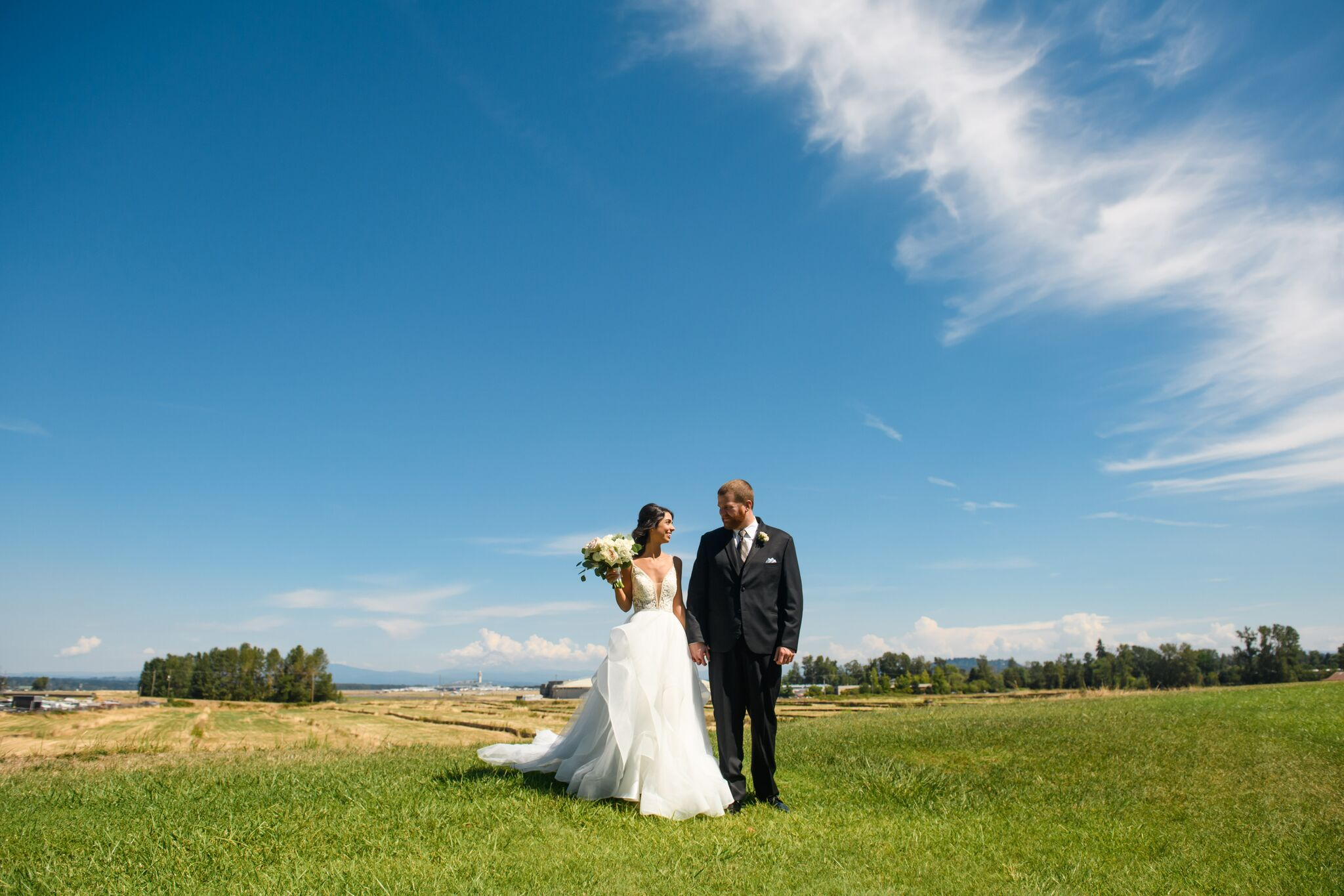 Bridalbliss.com | Portland Wedding | Oregon Event Planning and Design | Honeysuckle