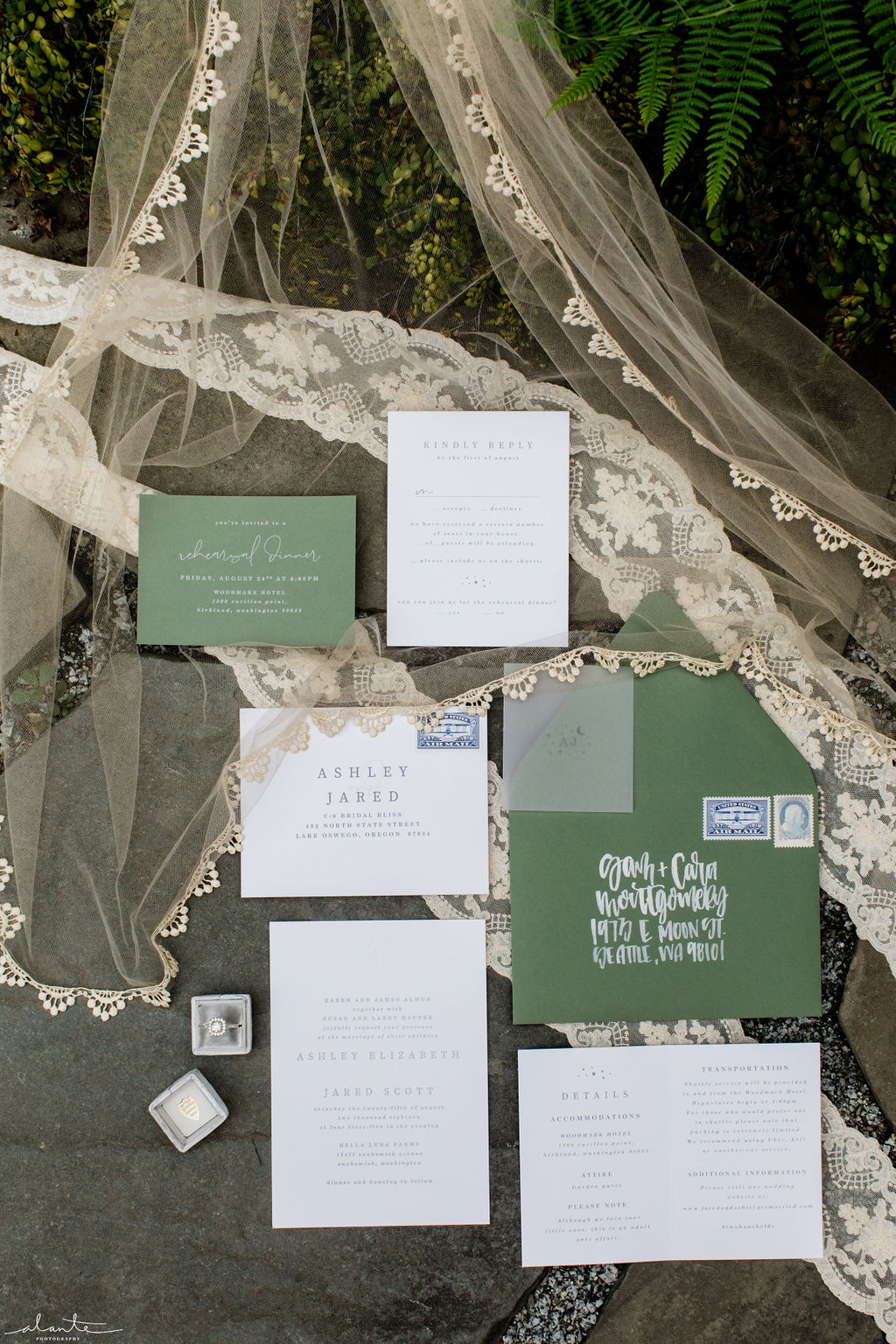 Bridalbliss.com   Seattle Wedding   Washington Event Coordination and Design   Alante Photography