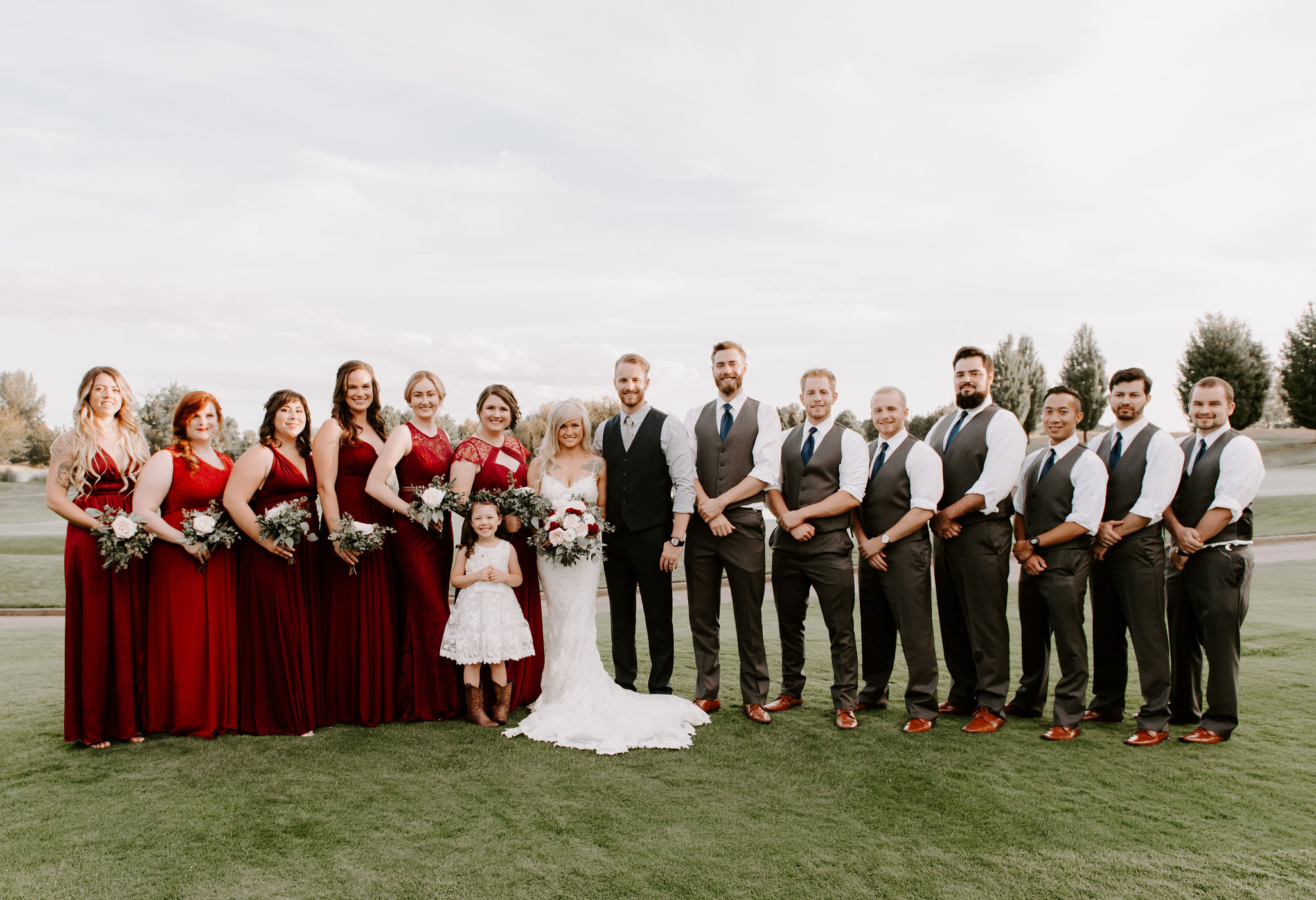 Bridalbliss.com | Portland Wedding | Oregon Event Planning and Design | Lundyn Bridge Photography
