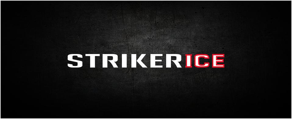 Striker Ice Striker Gear Logo