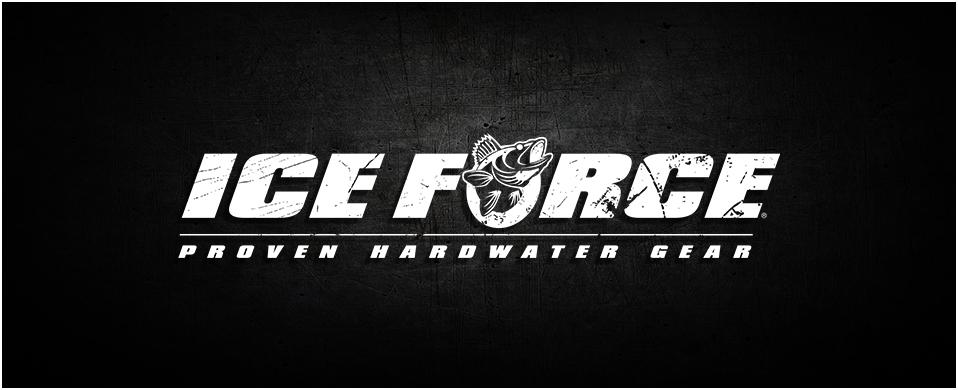 Ice Force Hardwater Gear Logo RAPALA