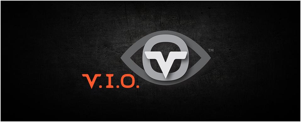 V.I.O VIO Camera Logo