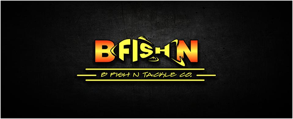 BFISHN B Fish N Tackle Company Logo