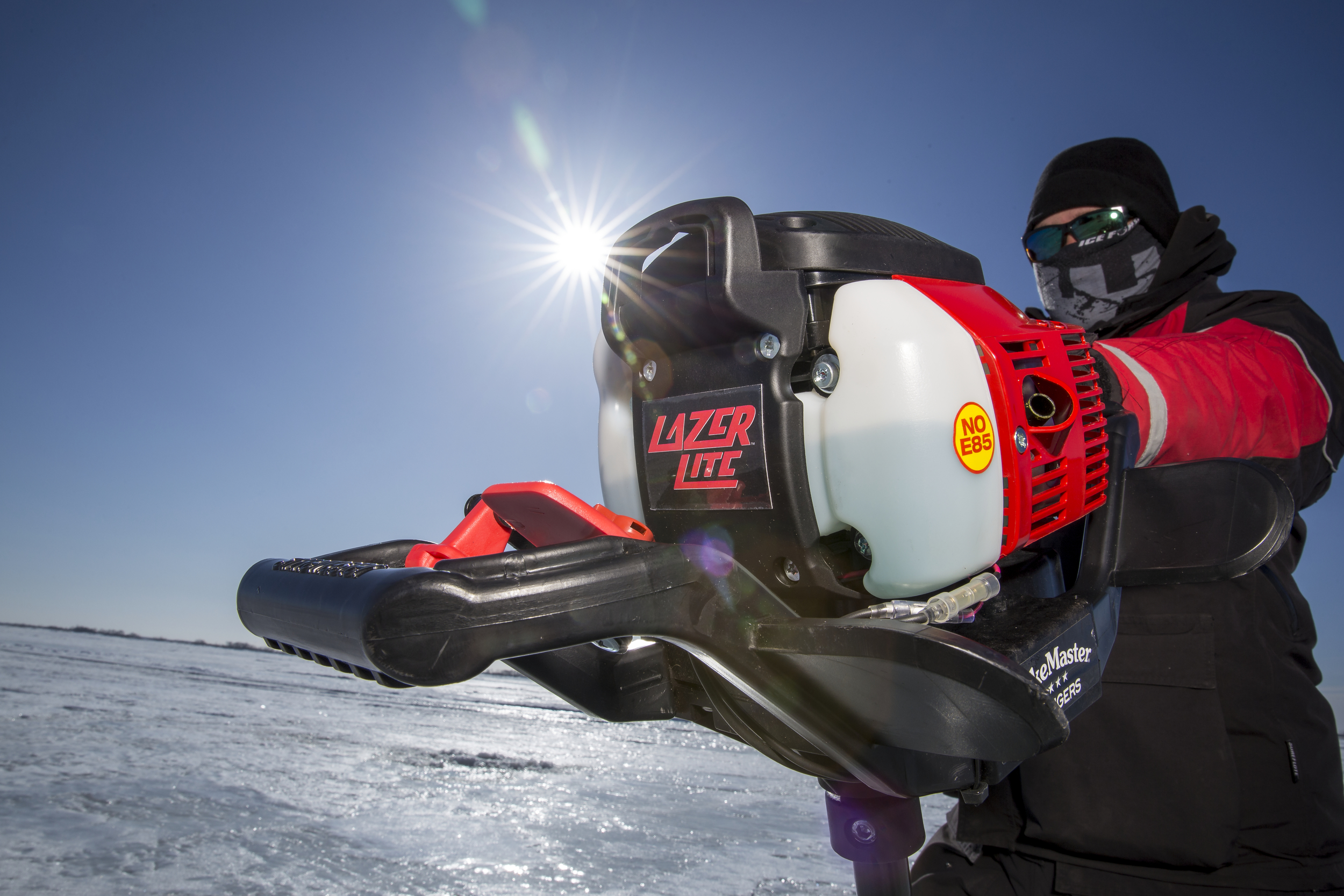 StrikeMaster Ice Augers In-Depth Media Productions