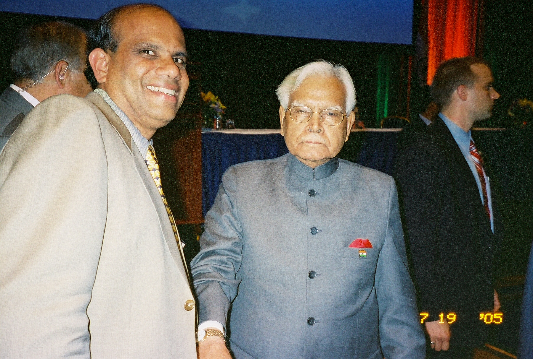 Dr. Gurumurthy Kalyanaram with Honorable Natwar Singh.jpg