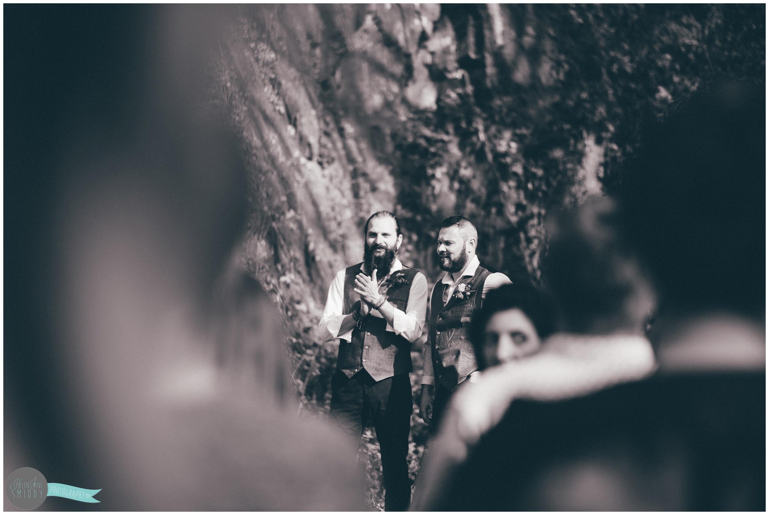 secret-wedding-ceremony-photography -snap-festival-boho-chic-vintage-wales-fforest-shabby-chic-cheshire