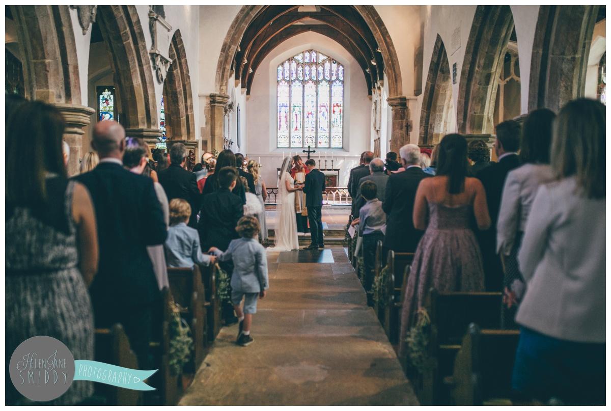 Cheshire wedding photographer shoots wedding in Norfolk.