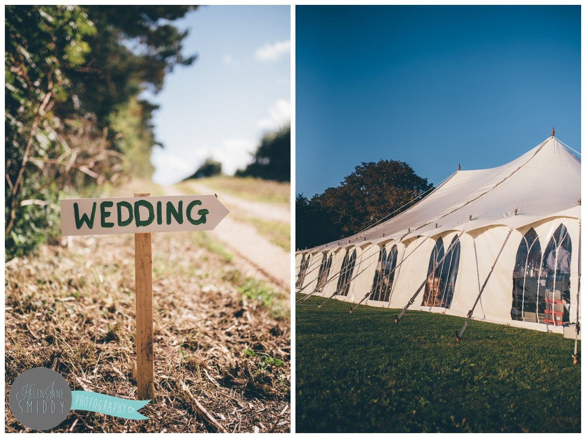 Wedding details at Barn Drift in Norfolk.