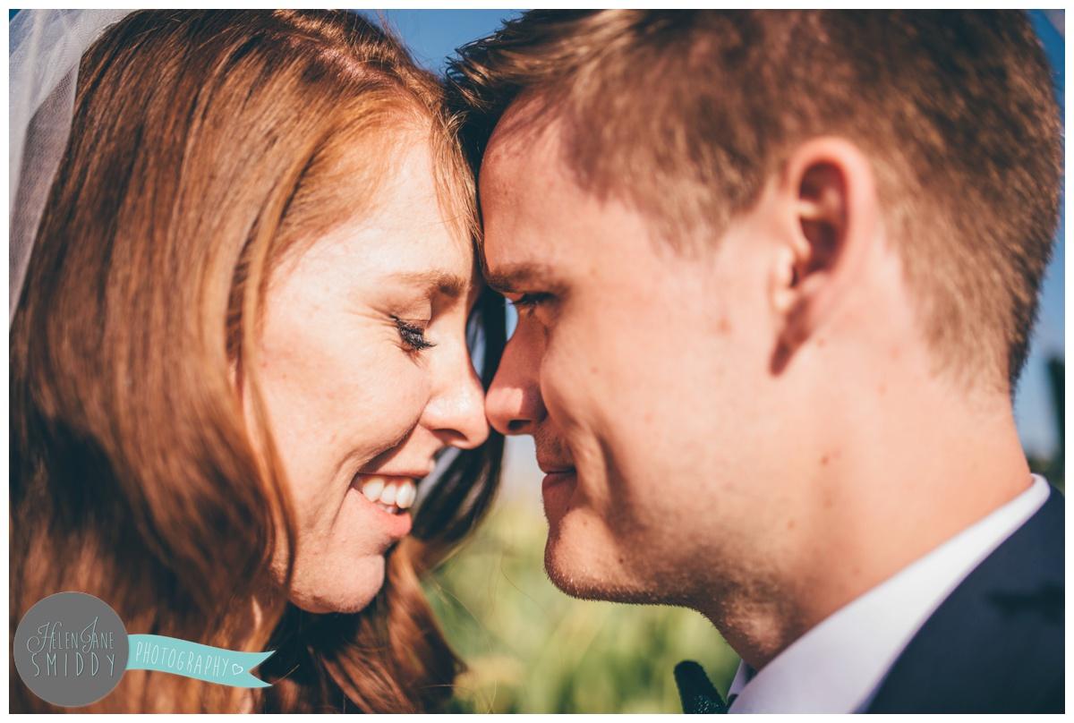 Close-up photograph captured by Frodsham wedding photographer.