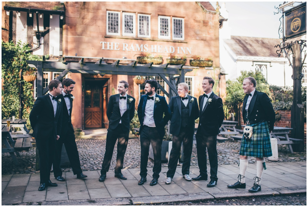 Cheshire wedding photographer shoots a wedding in Manchester.