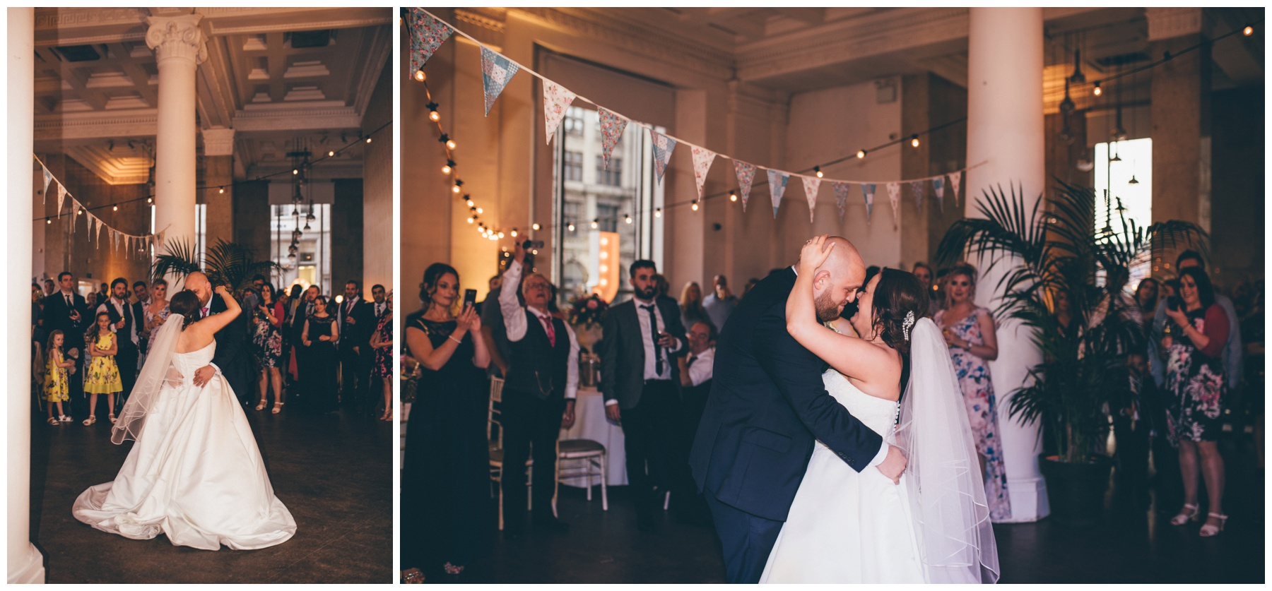 First Dance at Oh Me Oh My in Liverpool.