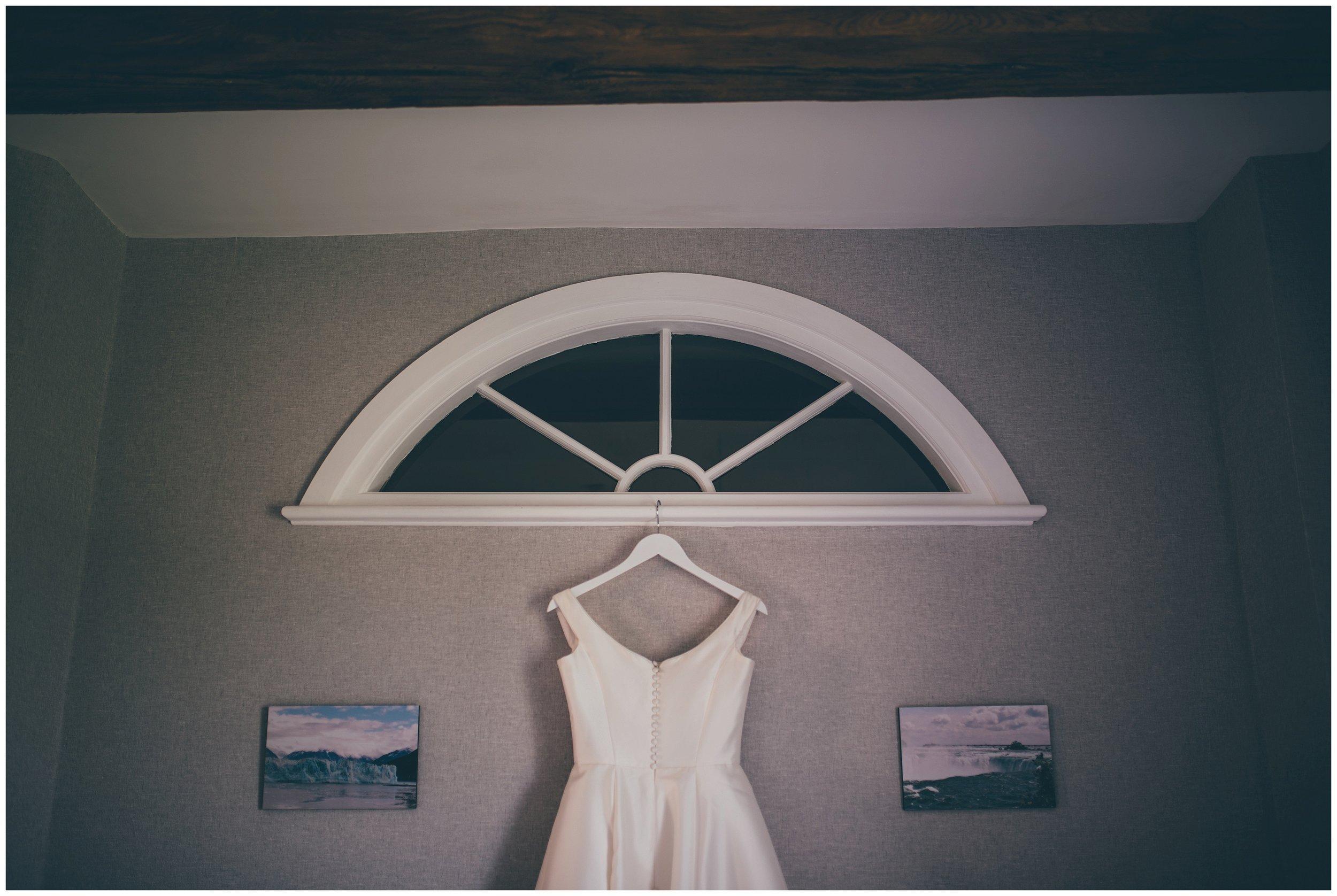 Stunning Augusta Jones wedding gown.