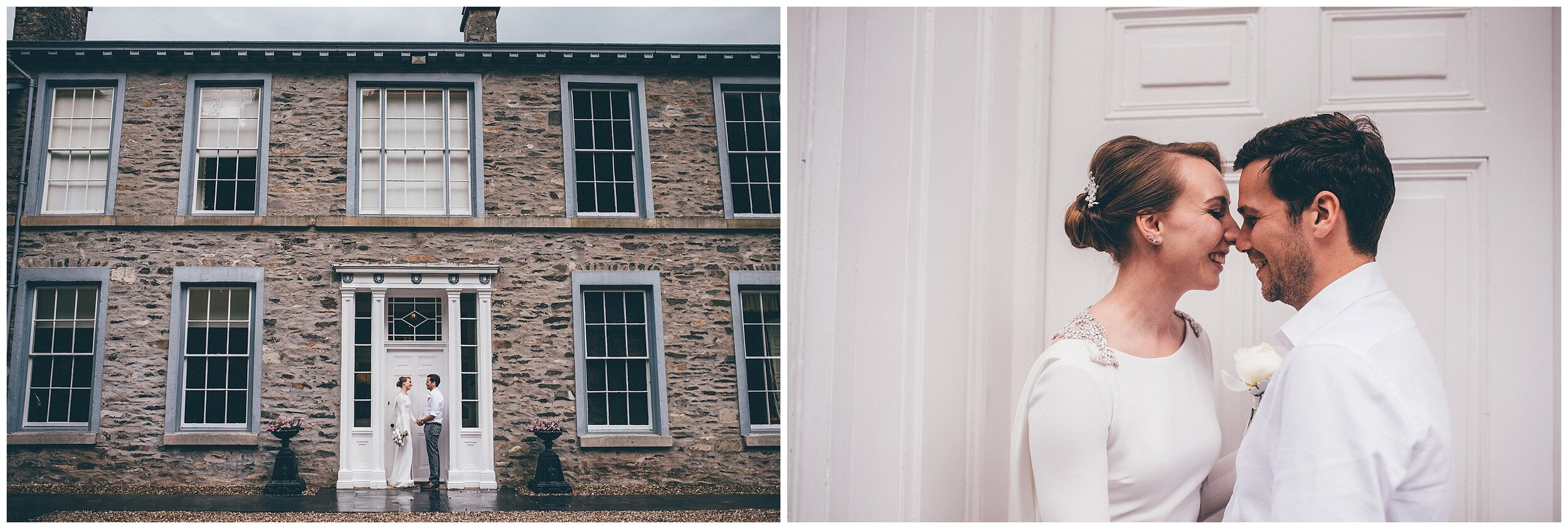 Helen Jane Smiddy wedding photography at Lake District wedding venue.