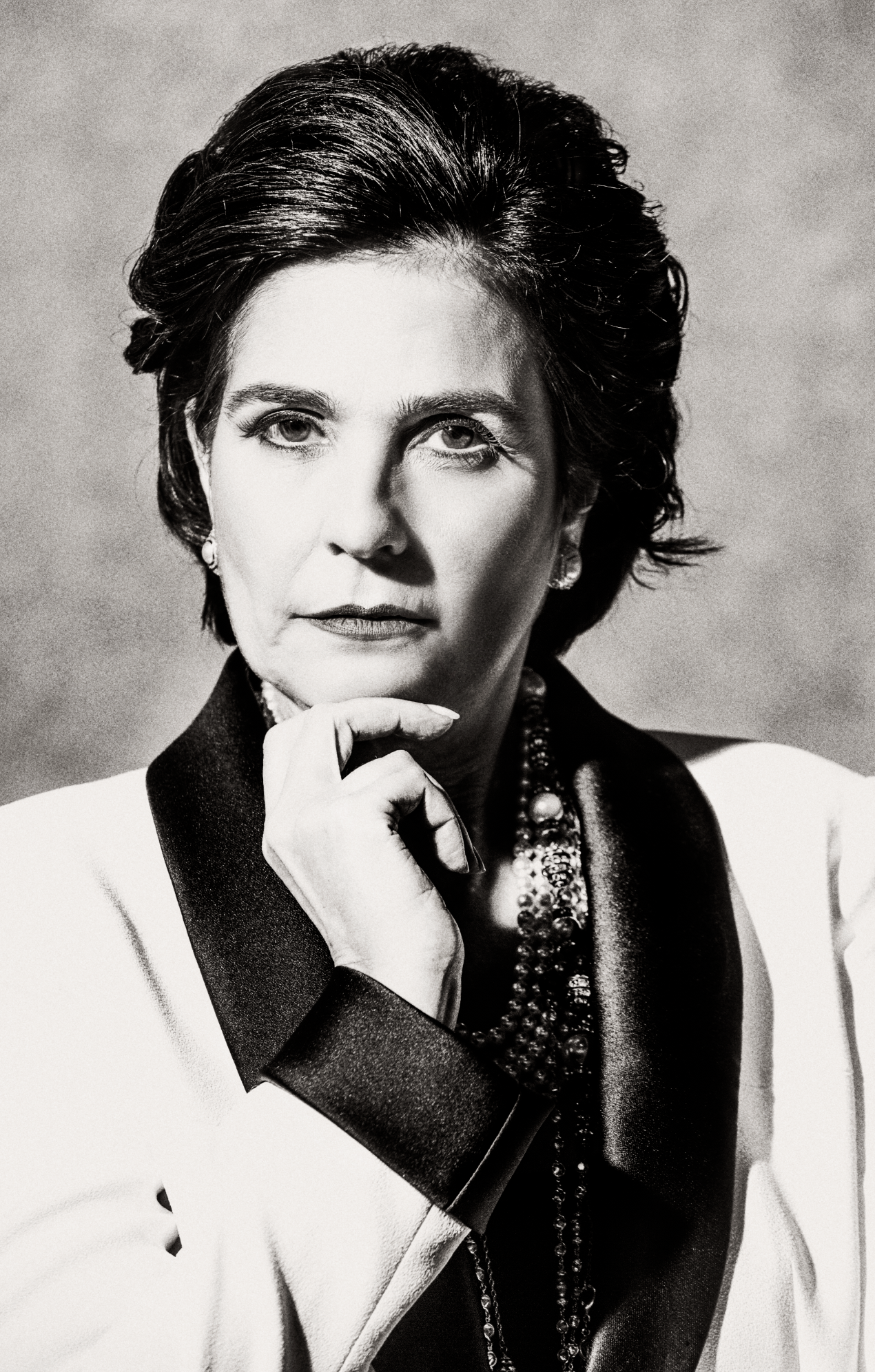 María Amalia León. Ritmo Platinum.