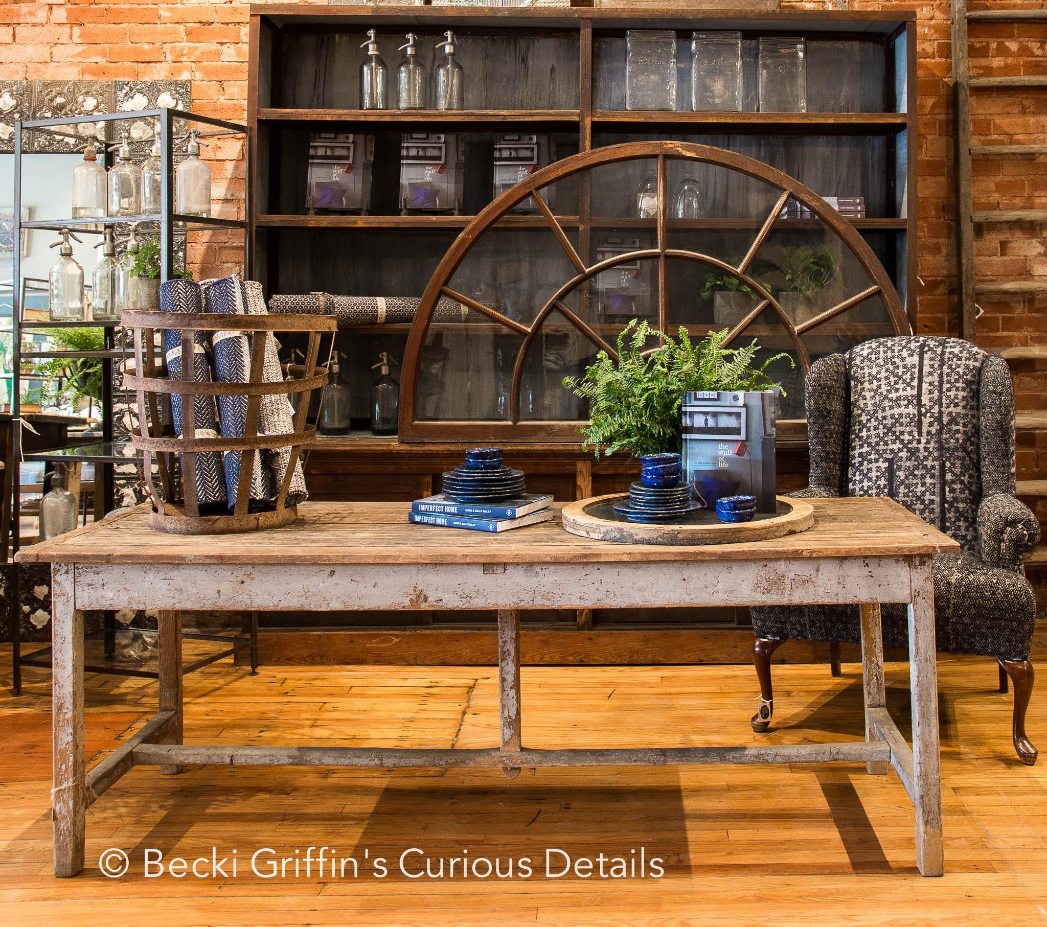 Becki Griffin's Curious Details   Old Glory Antiques Denver