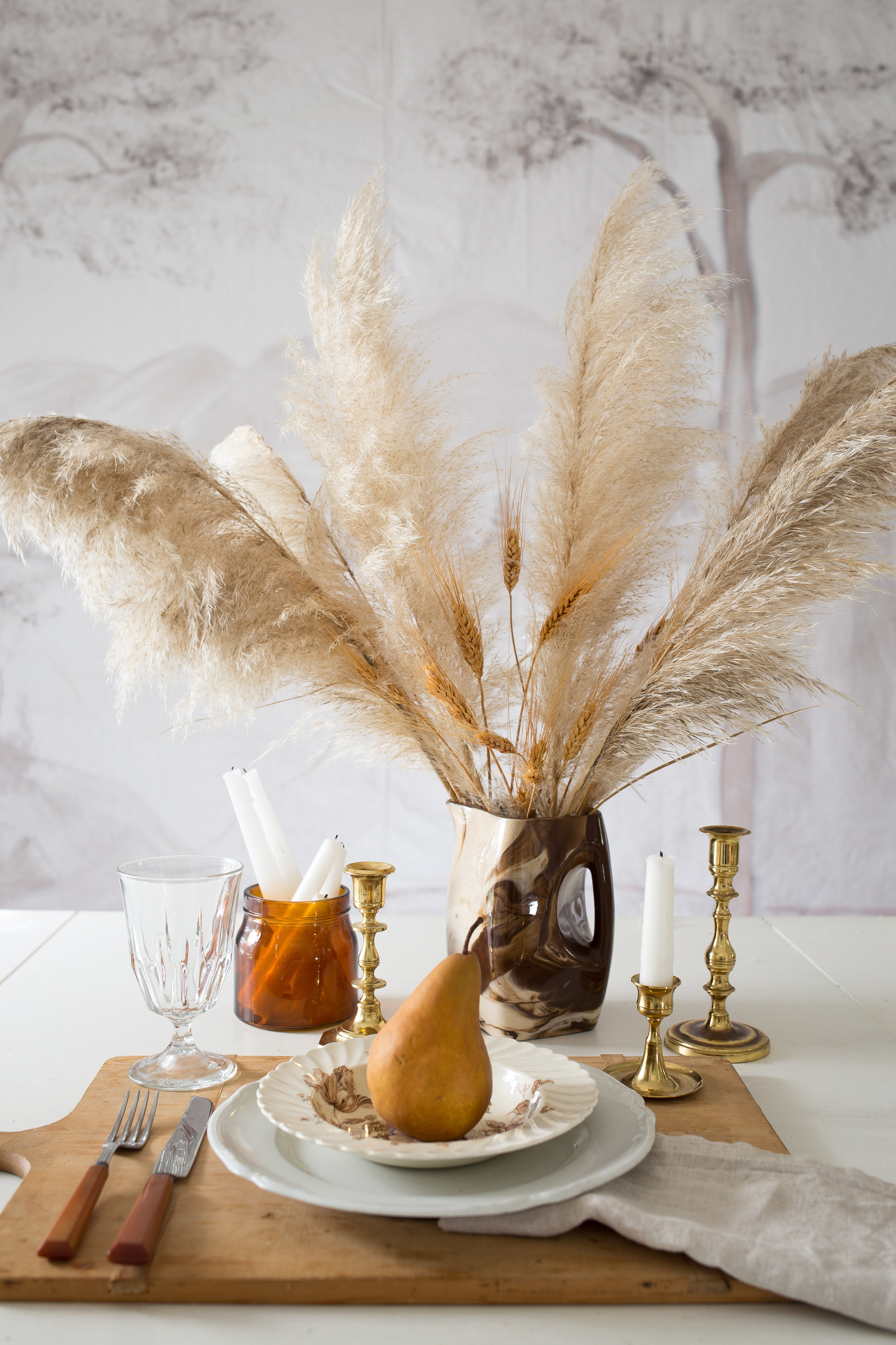 Becki Griffin's Curious Details Thanksgiving