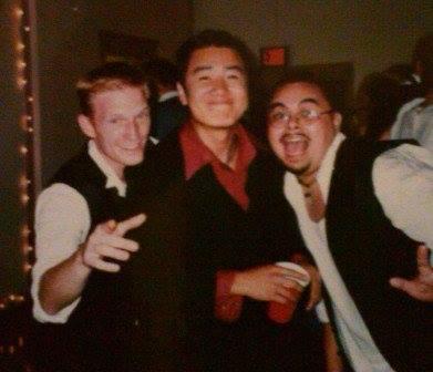 BEN, DAVE & GABE