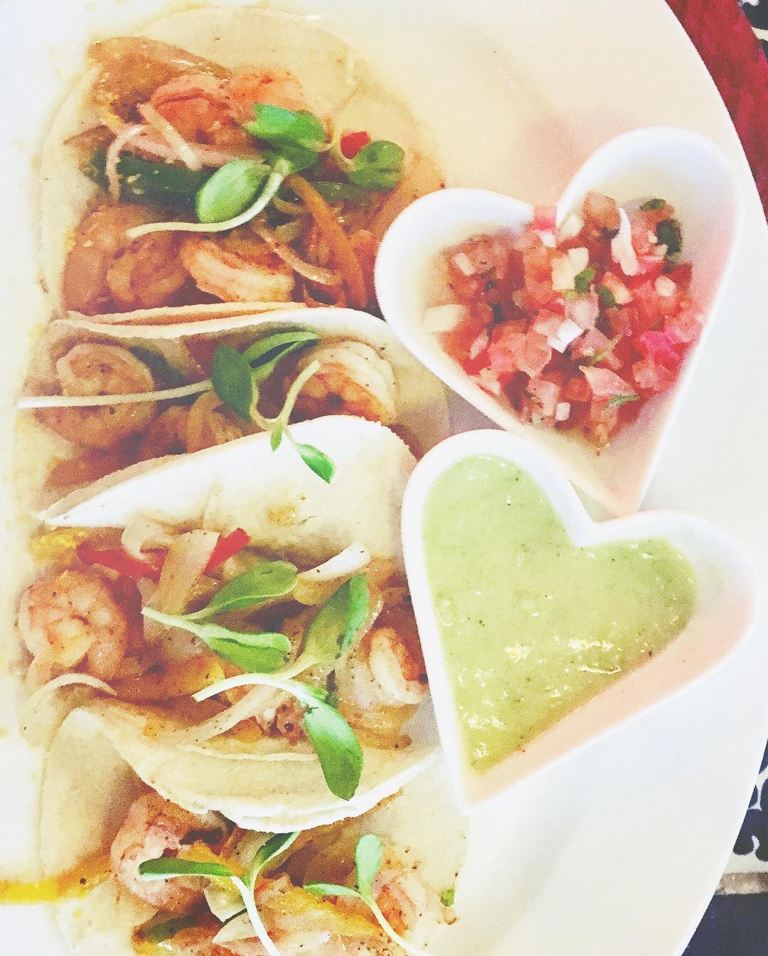 Tacos Camarones @ Villas Las Estrellas