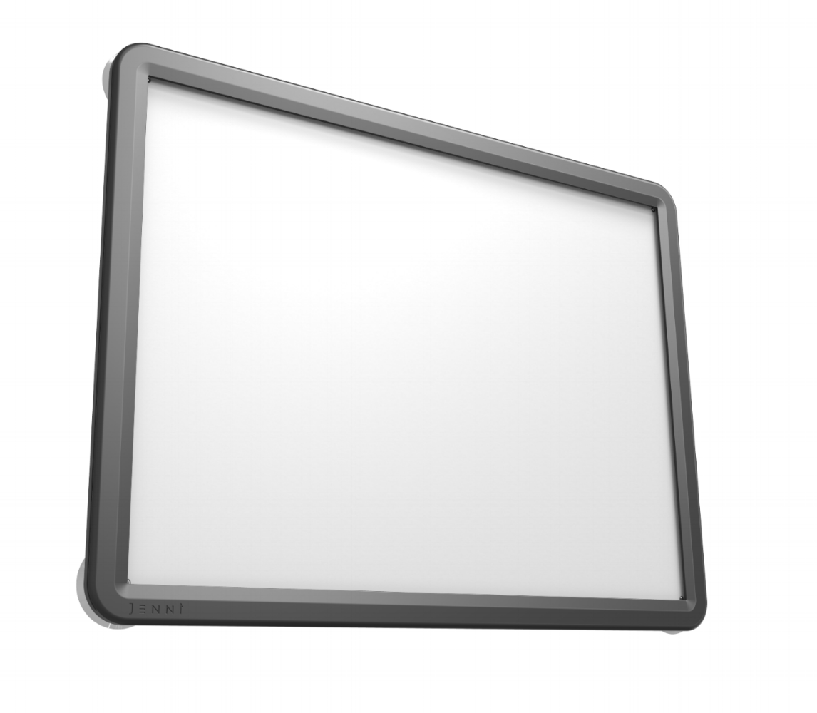 Picture frame / dry erase board