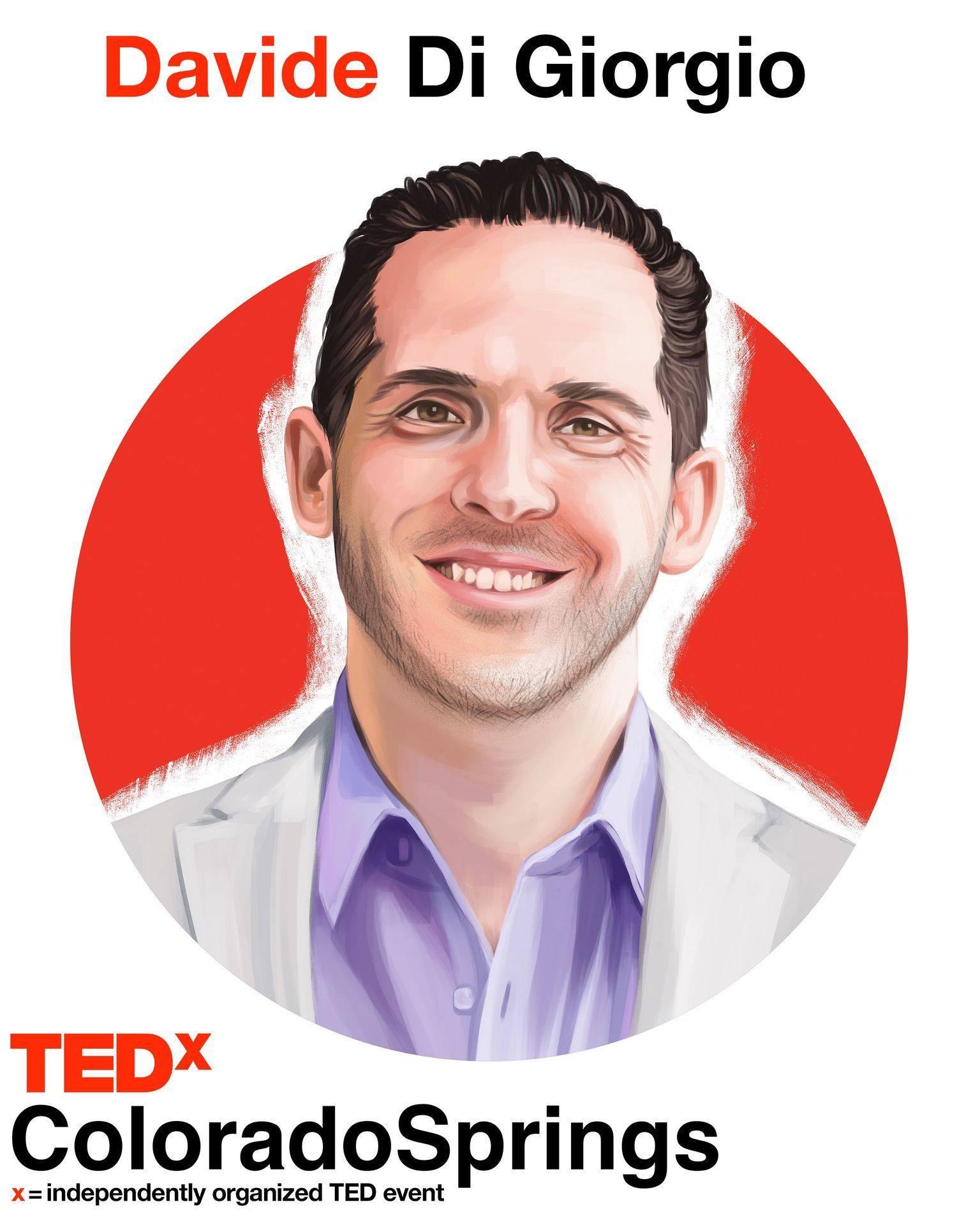 Davide Di Giorgio at TEDxCOS
