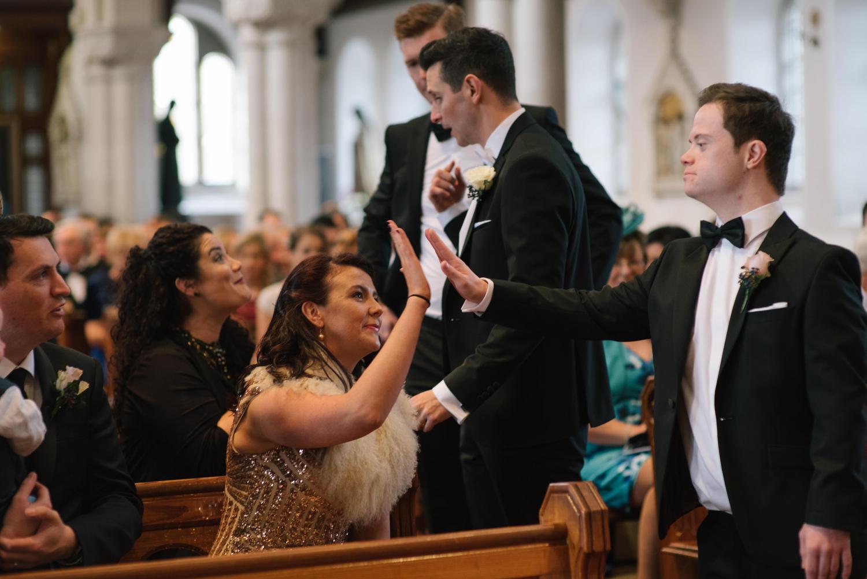 Bellingham Castle Wedding - Bradley Quinn Photography 010.JPG
