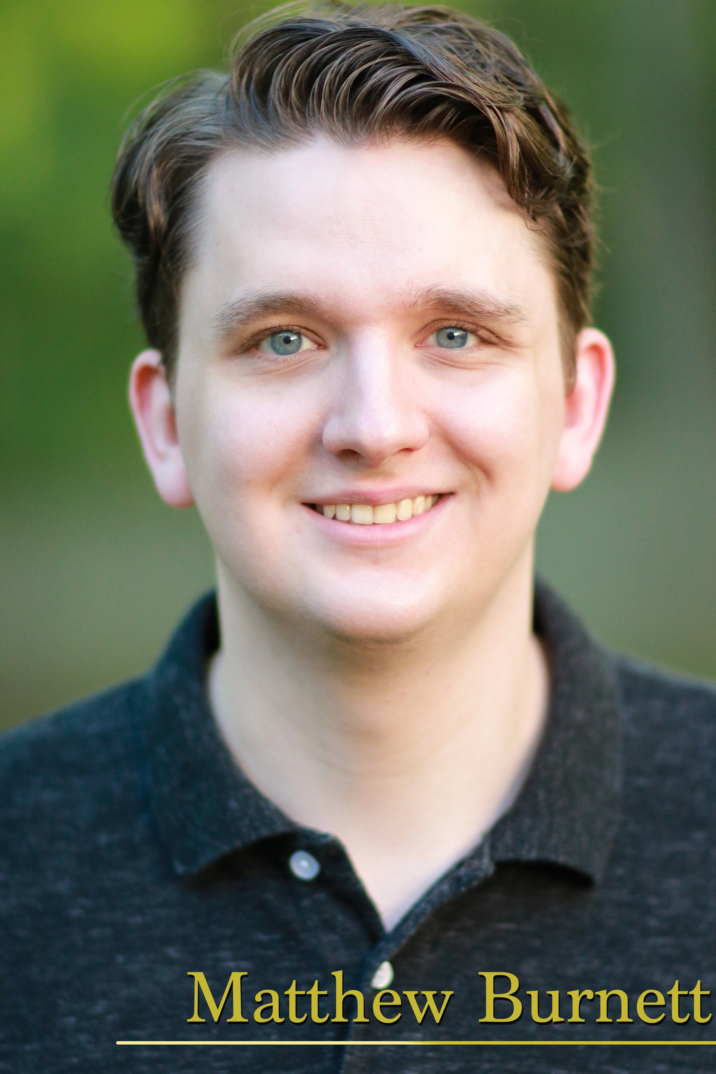 "Matthew Burnett is a graduate of Henderson State University, who received his BA in Theatre in 2017. Originally from Prattsville, AR, Matthew has performed with at several Theatre's in Little Rock and around the State. His favorite roles include ""Young Ebenezer"" in  Scrooge! The Musical  at Henderson, ""Curly"" in  Oklahoma!  at the Benton royal Theatre, and a understudy performance as ""The Scarecrow"" in  Wizard of OZ  at Murry's Dinner Playhouse. He joined the Fancyful team in November 2017. Matthew is a lifelong lover of storytelling and delights in bringing characters and fantastic tale to life, especially for children."