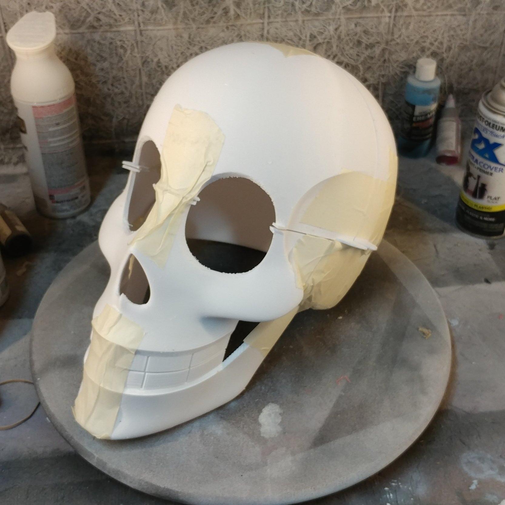 3D PRINTS AND CASTS
