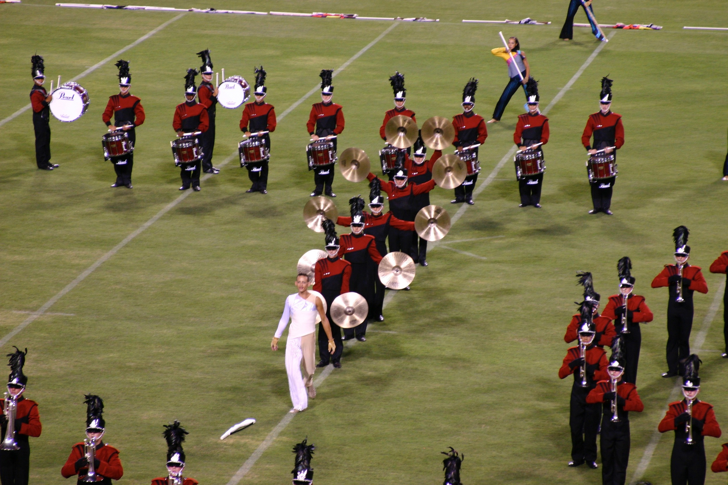 The Academy Drum and Bugle Corps 2007
