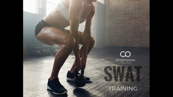 We've taken a combination from all of our favourite classes; bootcamp, circuit training, strength and cardio classes and combined them into one great workout: SWAT. What is it exactly? Read on!