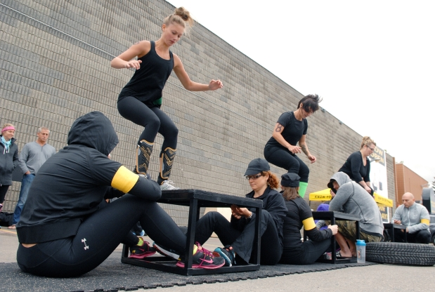 Encompass Fitness' Coach Kim Pastachak (featured above) shares with us an event that is near to her heart and inspires women to focus on their capabilities and forget about the scale. Join coach Kim this year at FemSport in Moose Jaw on August 19th.