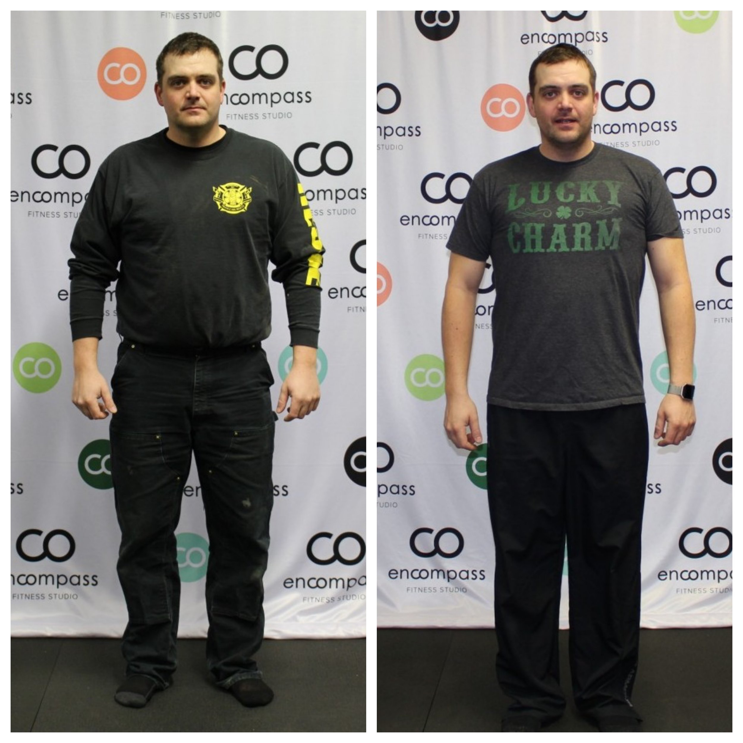 Logan Bomberak was the winner our of last KickStart, losing 27 pounds in only 28 days. Here he shares his story and experience on becoming healthier and how it's impacted his body, energy, and workouts.