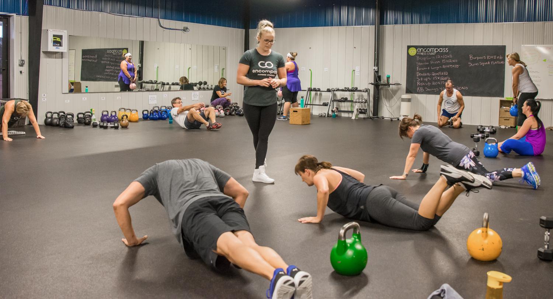semi private fitness training in estevan