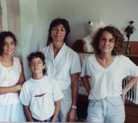 Hi-rise baggy, circa early 90s