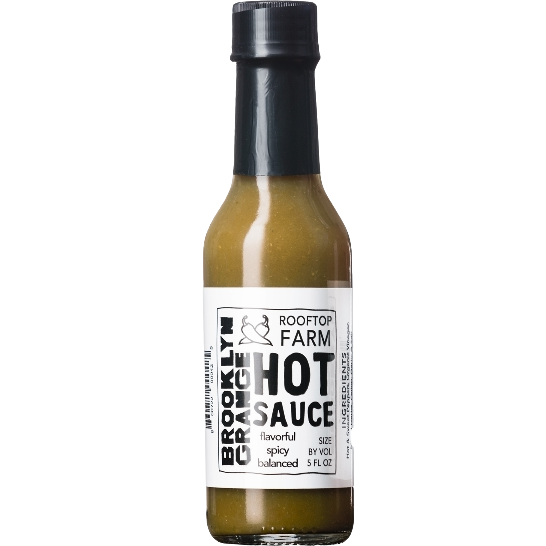 HOT SAUCE: TANGY HERB -