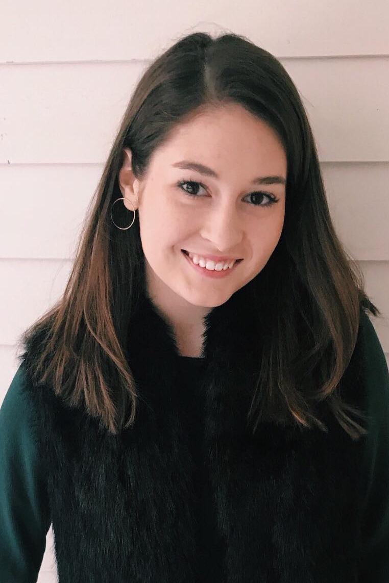 Emma Vincent - BiologyCharlotte, Vermont