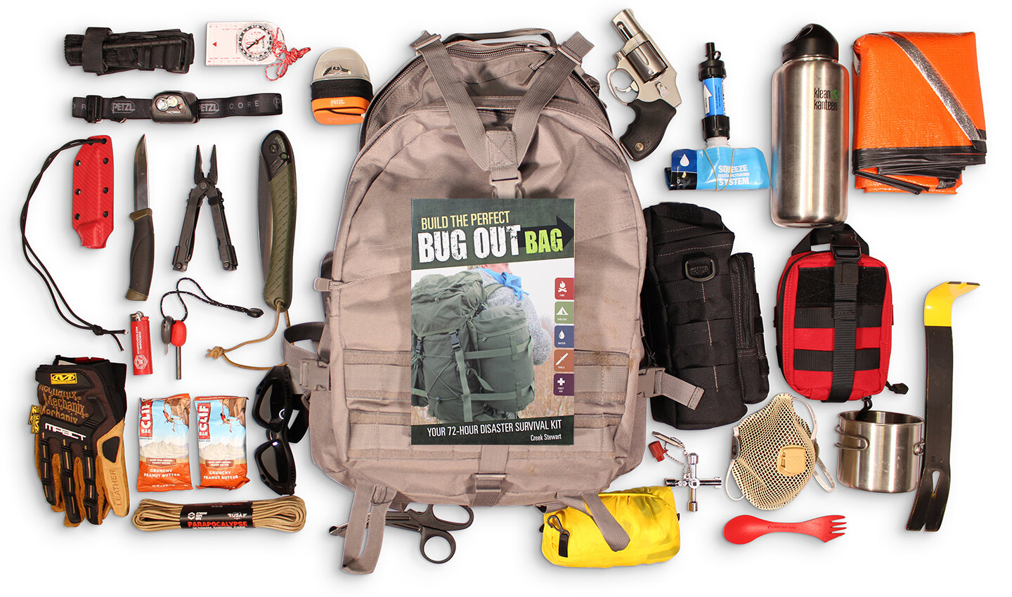 How To Make A Bug Out Bag Free Videos