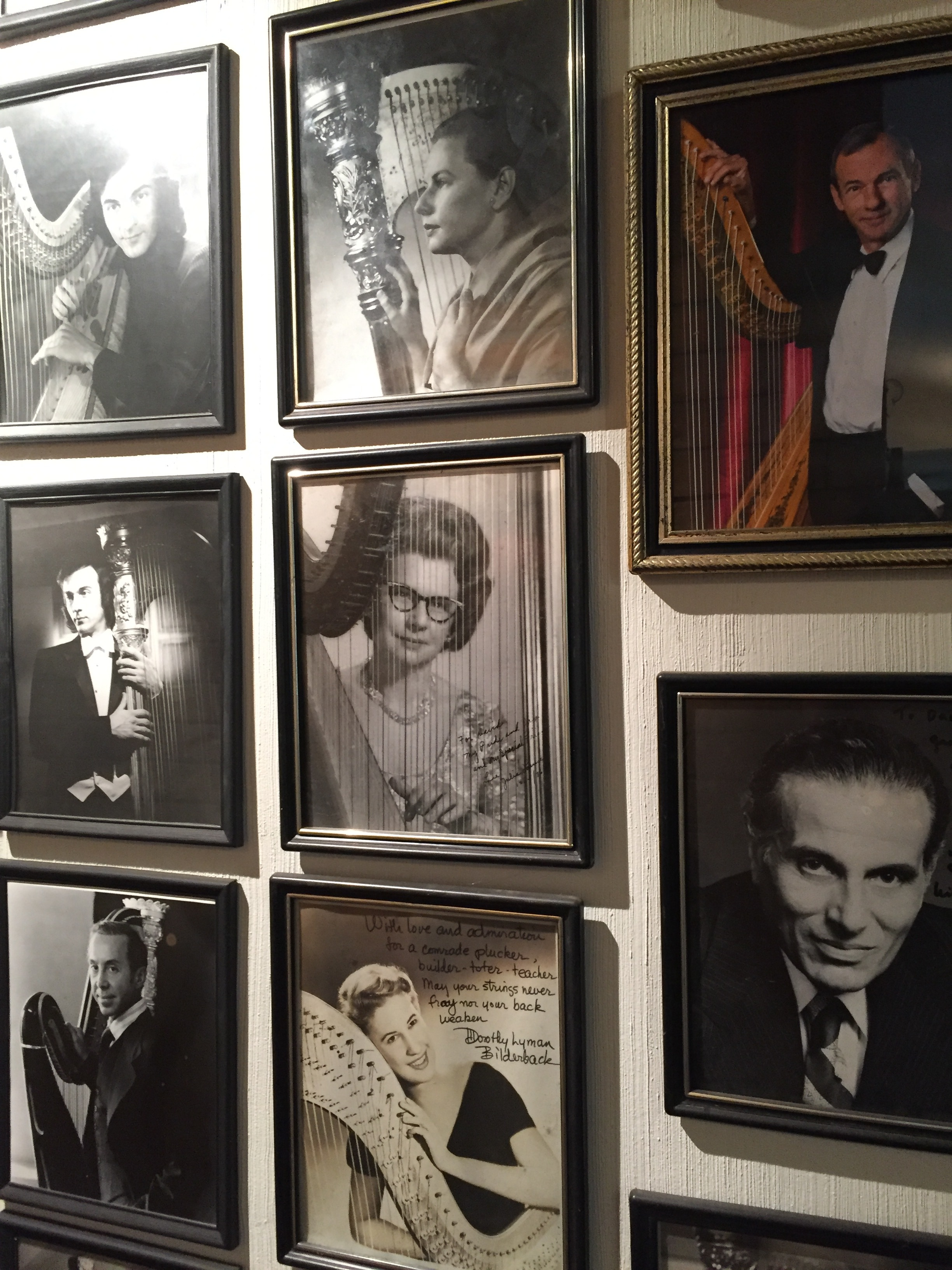 David's Wall of Fame