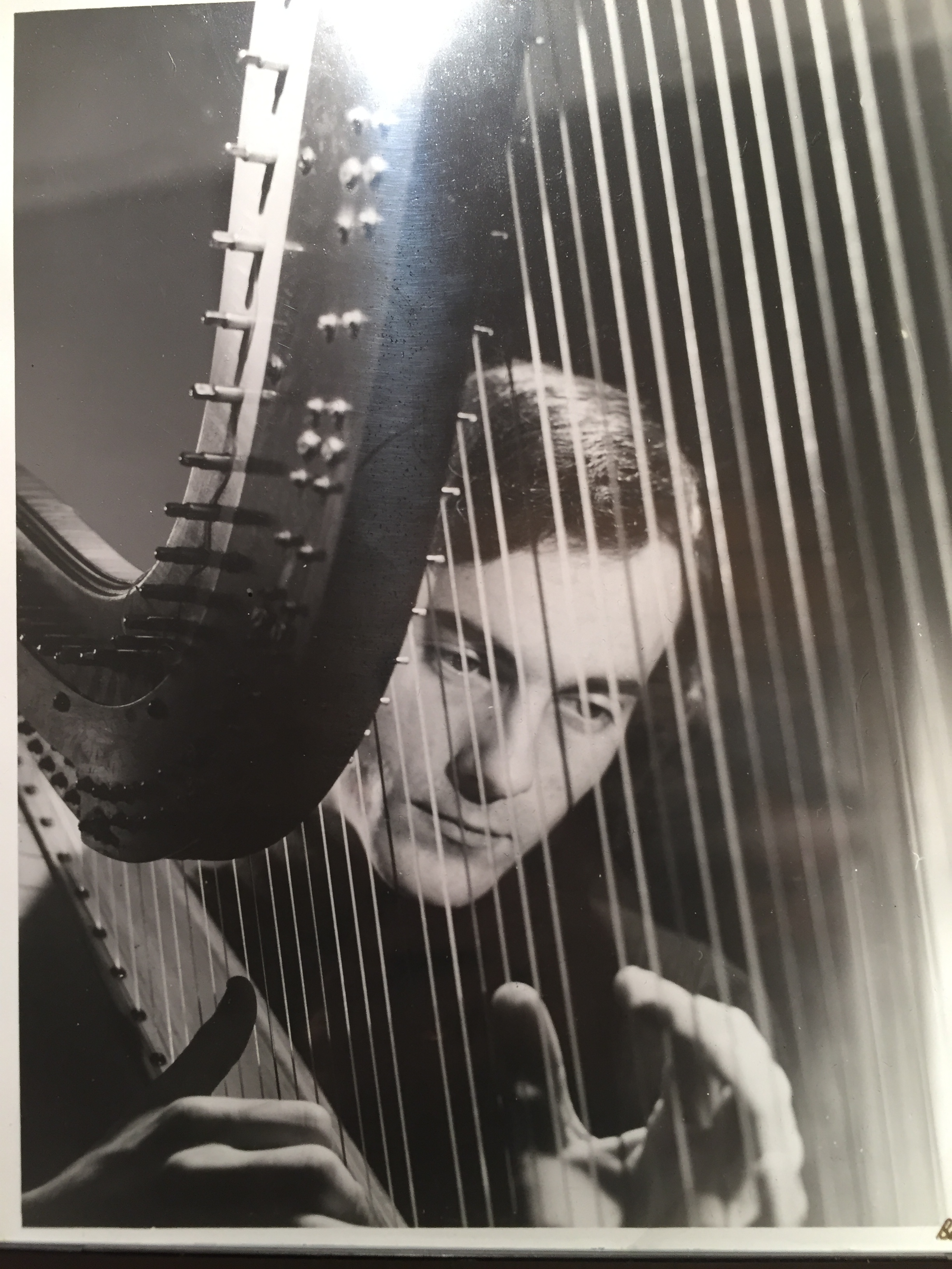 David Williams, circa 1950