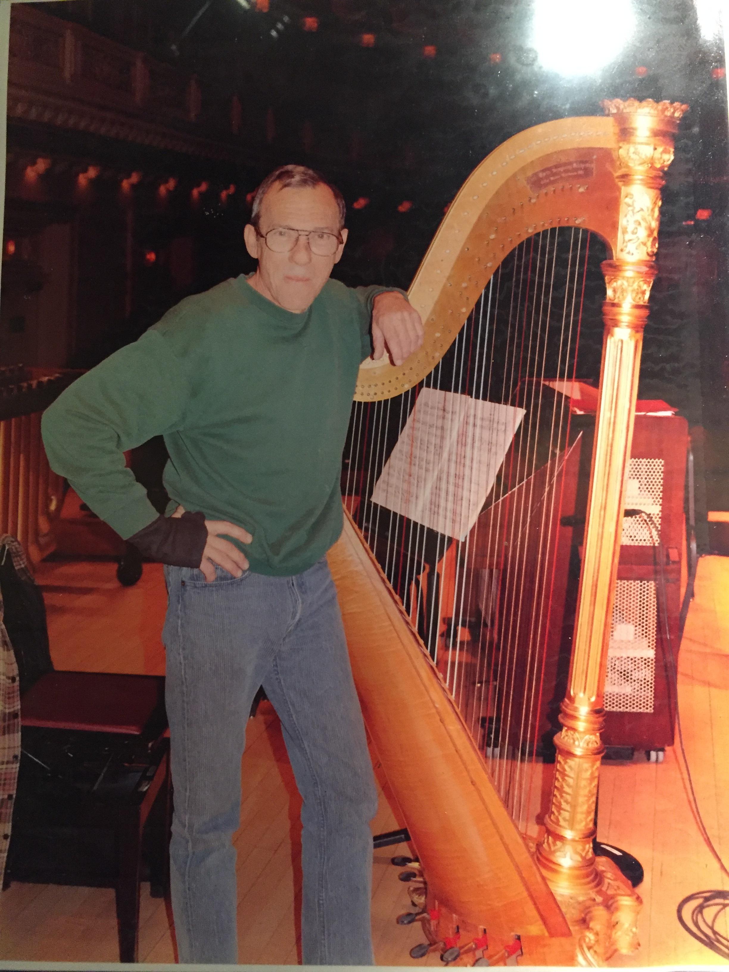 David at Carnegie Hall, 1983