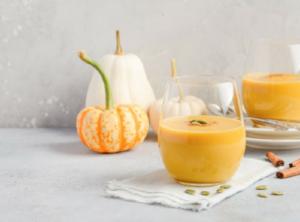 Pumpkin Smoothie - https://www.hormonesbalance.com/recipes/