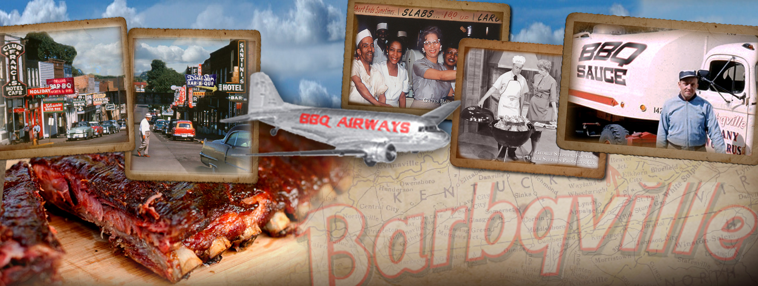 Barbqville.com  is an e-commerce website with 20,000 customers/subscribers. Shoppers select products ranging from grills, smokers, and gourmet items and purchase them from retailers paying Barbqville.com sales commissions. BBQ enthusiasts also enjoy articles and links related to recipes and event information.