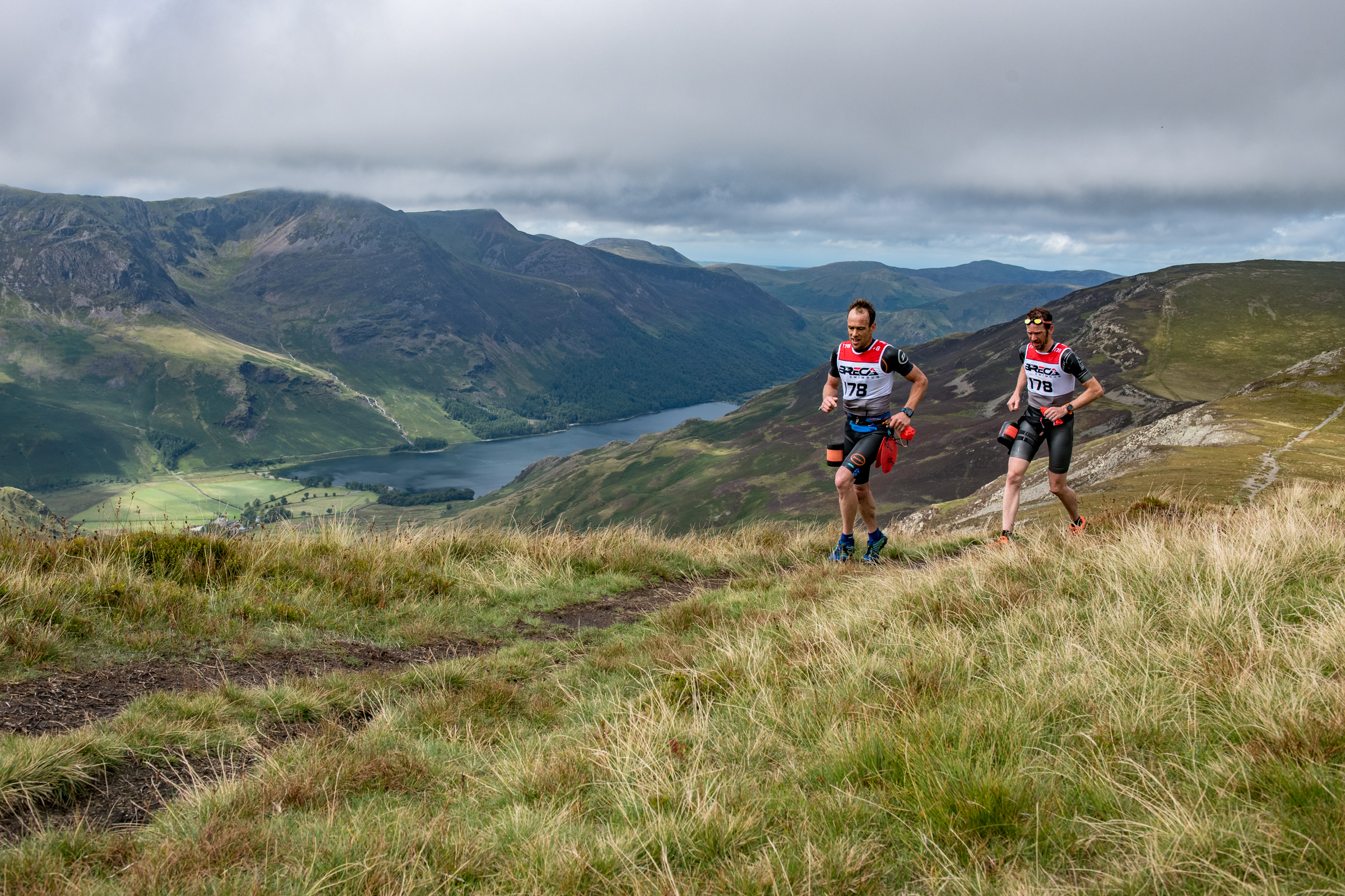 Sign up for Breca Buttermere 2019 - 11th August 2019, 43km swimrun. Sign up now to enjoy our early-bird rates!Early-bird 1: £330 per team (SOLD OUT)Early-bird 2: £350 per team (Ends 31st March 2019)Late registration: £370 per teamEntry fees are for a team of two+ £80 for two bunks, + £100 for a twin room at race HQ, both bed and breakfast, check in Saturday 10th August, check out Sunday 11th August + 3.75% Trumin processing fee for all tiers; includes VAT