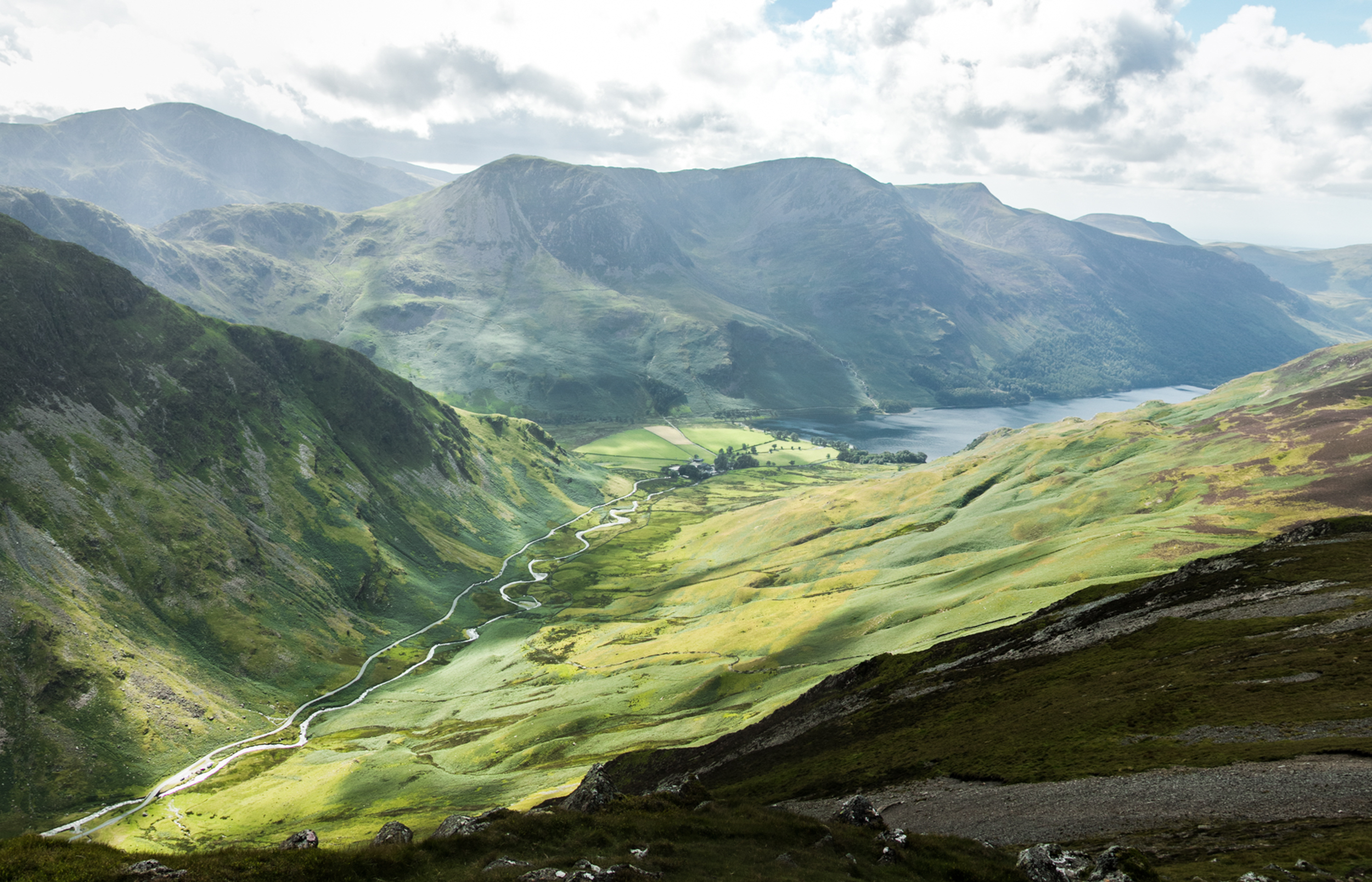 Breca Buttermere - - 10/11th August 2019- 43km full course, 19km sprint courseGet ready for: Technical running, massive elevation, stunning location, steepest climb in swimrun, fell running, great post-race party location. The UK's first swimrun race and Breca's flagship event.