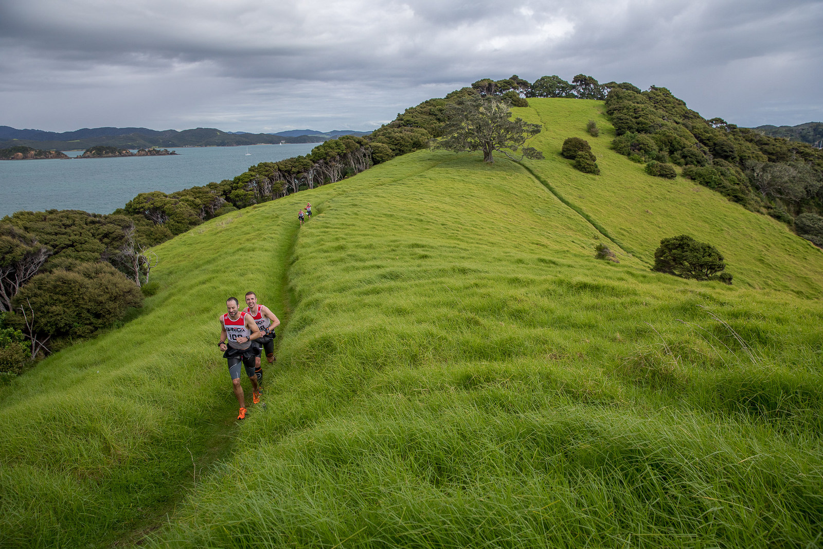 Register for the Breca Bay of Islands Sprint 2019 - 13th April 2019, 17.2km swimrun. Sign up now to enjoy our early-bird rates!Early-bird 1: NZ$480 per teamEarly-bird 2: NZ$495 per teamEarly-bird 3: NZ$505 per teamLate registration: NZ$520 per teamEntry fees are for a team of two+3.75% Trumin processing fee for all tiers; includes GST