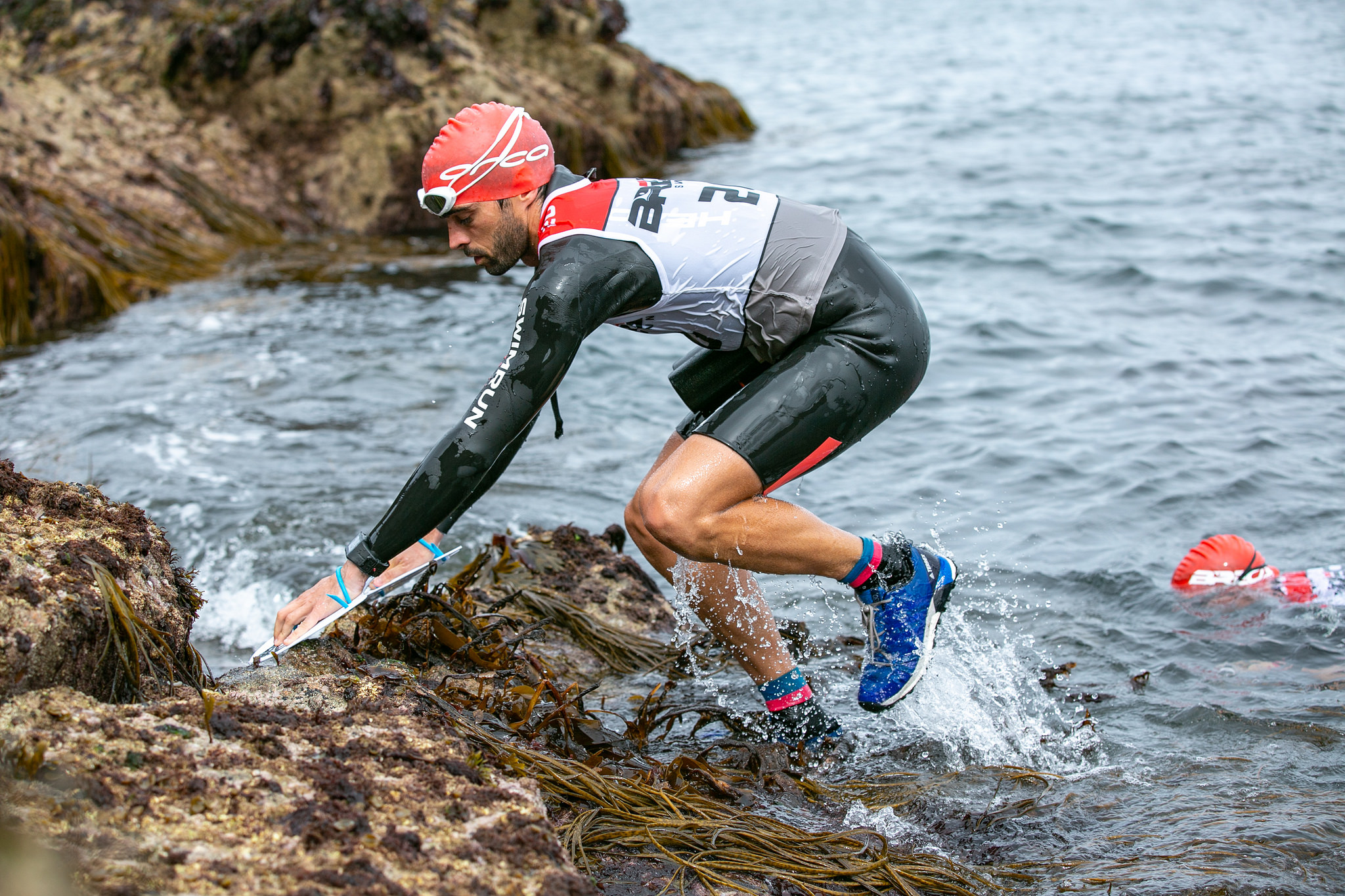 Sign up for Breca Jersey 2019 - 7th September 2019, 53.5km swimrun. Sign up now to enjoy our early-bird rates!Early-bird 1: £330 per team (Ends 1st March 2019)Early-bird 2: £350 per team (Ends 30th April 2019)Early-bird 3: £370 per teamEntry fees are for a team of two+3.75% Trumin processing fee for all tiers