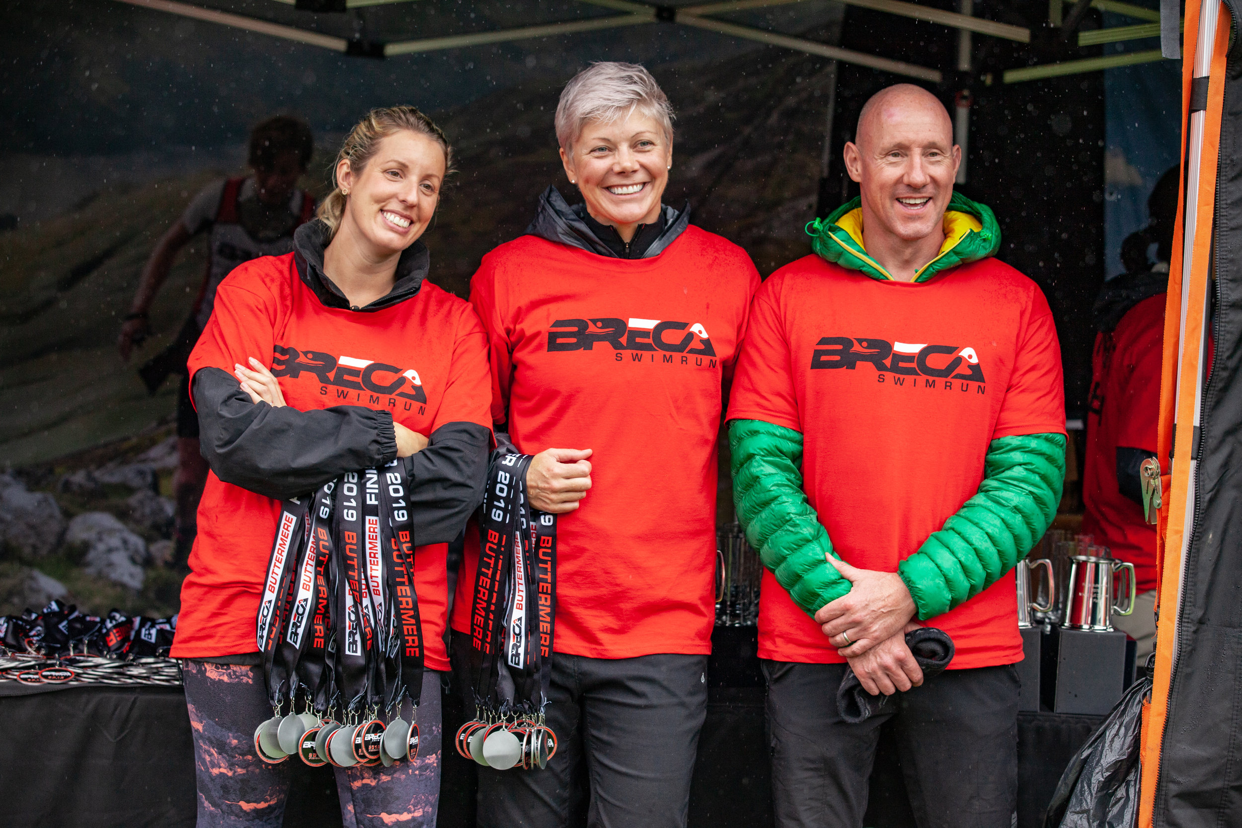 """It was the highlight of my year""""We've just had a brilliant weekend in Gower, taking part and volunteering at the swimrun!!"" -"