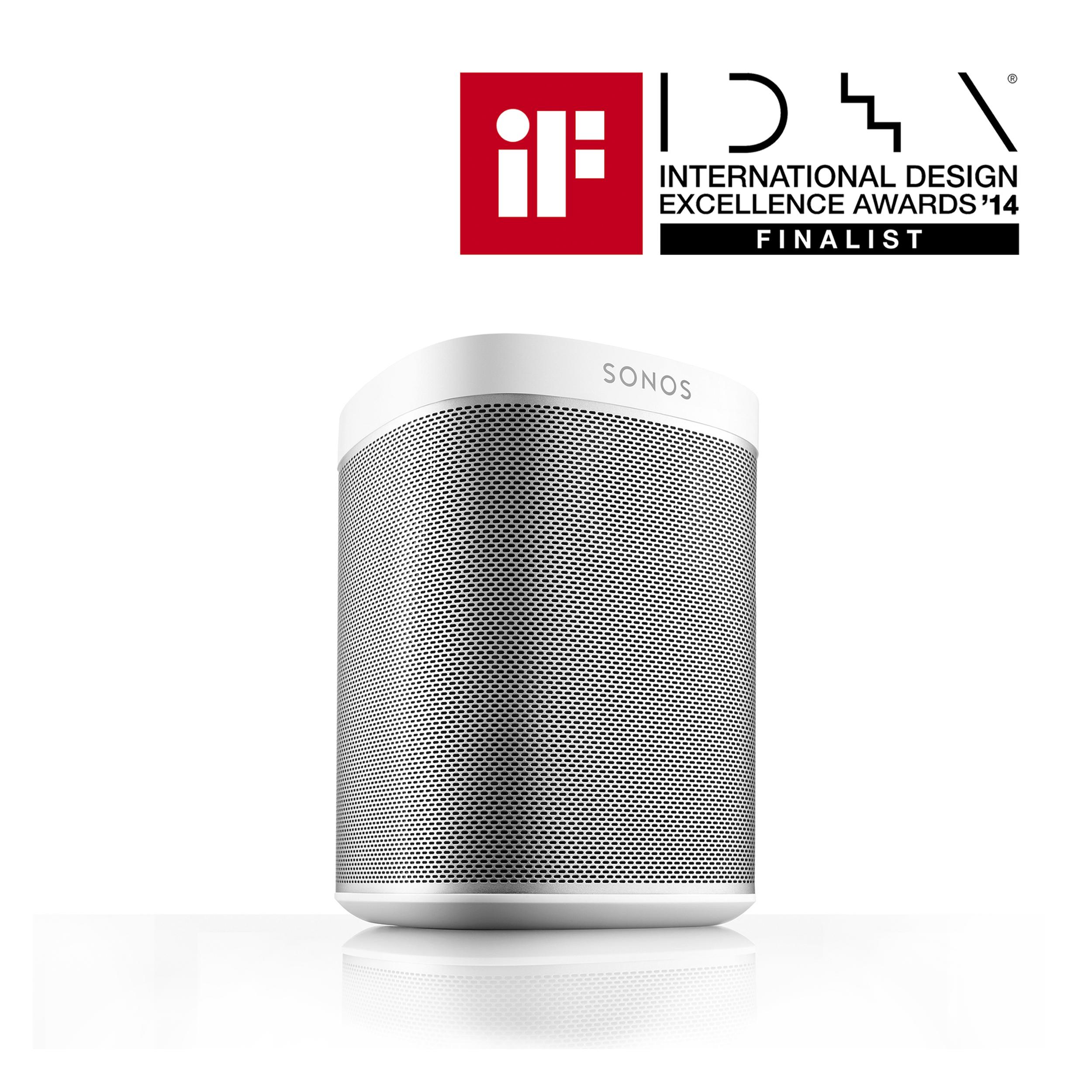 Sonos PLAY:1   International Design Excellence Awards (IDEA) - Finalist iF Design Award