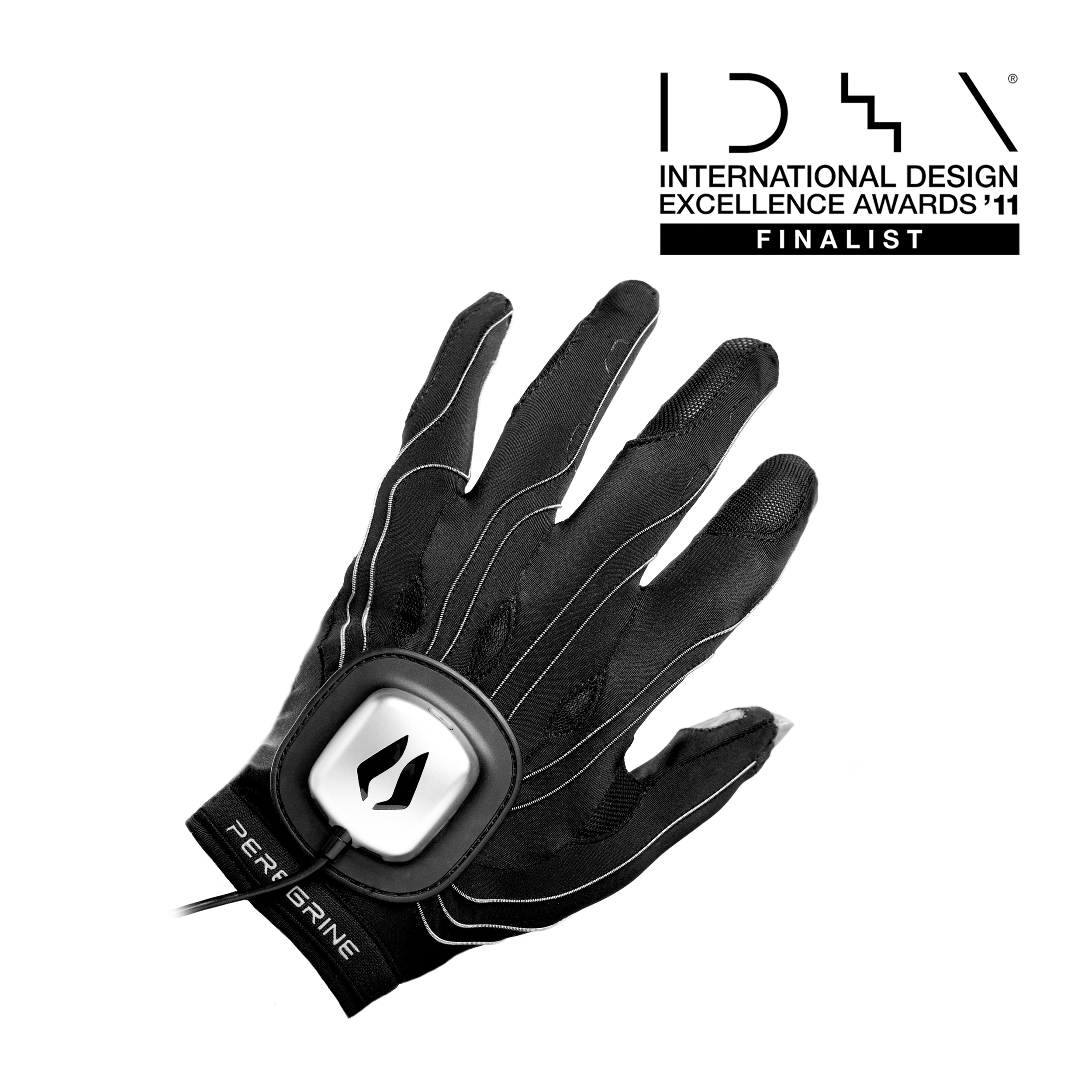 Peregrine Wearable Interface Gaming Glove   International Design Excellence Awards (IDEA) – Finalist