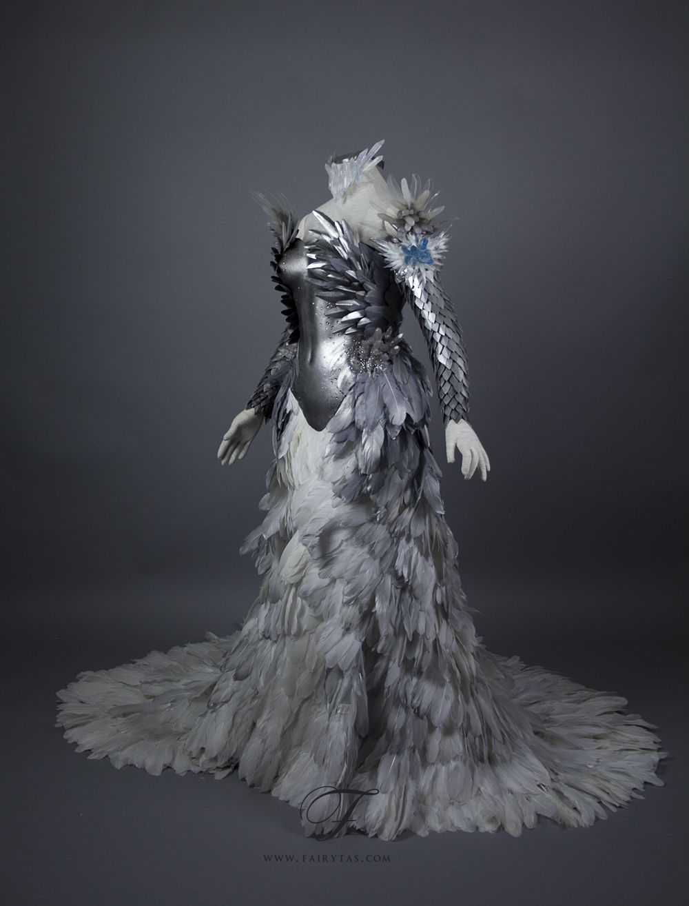 Crystal ice dragon