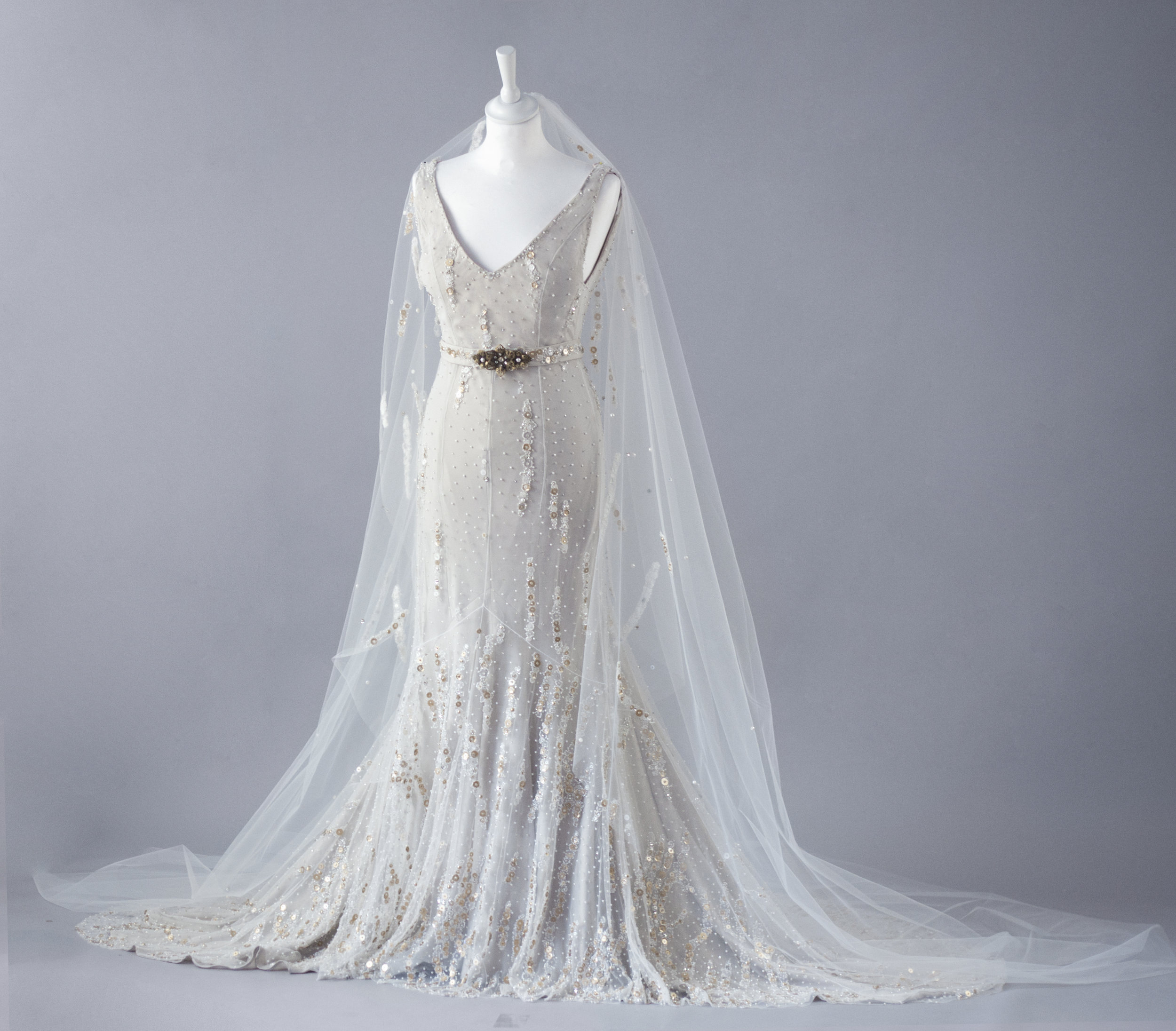 Midsummer Night Wedding Dress